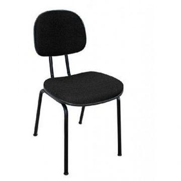 Cadeira fixa secretária